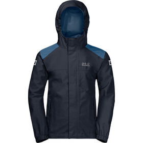 Jack Wolfskin Oak Creek Kurtka Dzieci, night blue